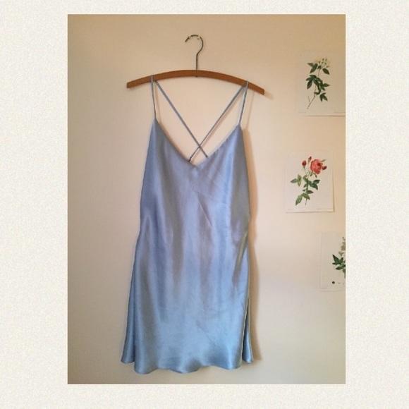 c43c55ff28eb0 Victoria's Secret Intimates & Sleepwear | Victorias Secret Baby Blue ...