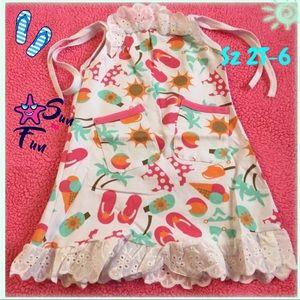 Summer Fun Summer Dress