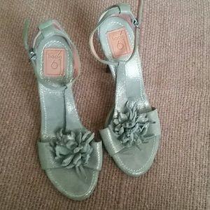 Bacio 61 leather  sandals