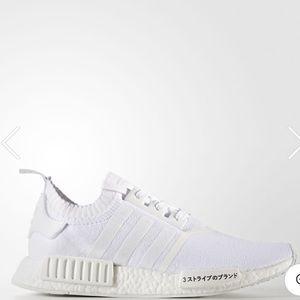 white adidas nmds