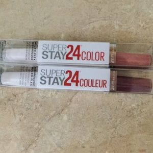Maybelline Color Stay Lipsticks