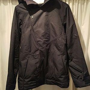 Oakley Black Ski Jacket