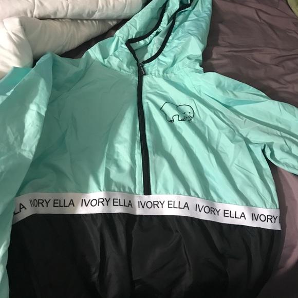e378e49a54919 ivory ella Jackets   Blazers - Ivory Ella windbreaker