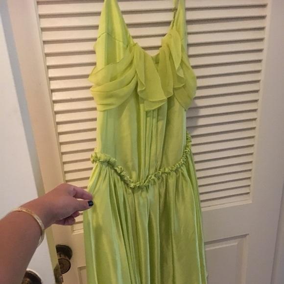 pretty nice fa024 790d1 💯 silk dress by French designer Plein Sud