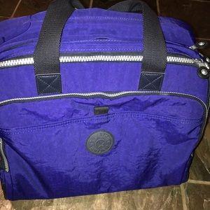 Kipling computer rolling bag (carry-on) size