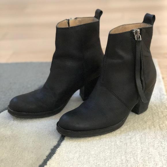 54db648ff23 Acne Shoes | Studio Pistol Boots Size 6 | Poshmark