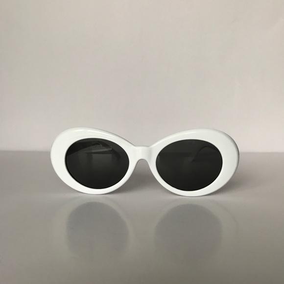 8e4652683a Vintage Clout Goggles Kurt Cobain Sunglasses