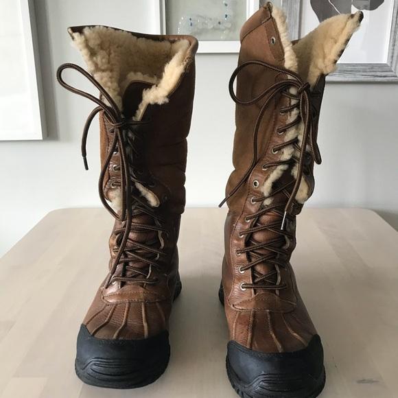 9ce66900fb3 Ugg Adirondack Tall Boot ❄️❄️❄️