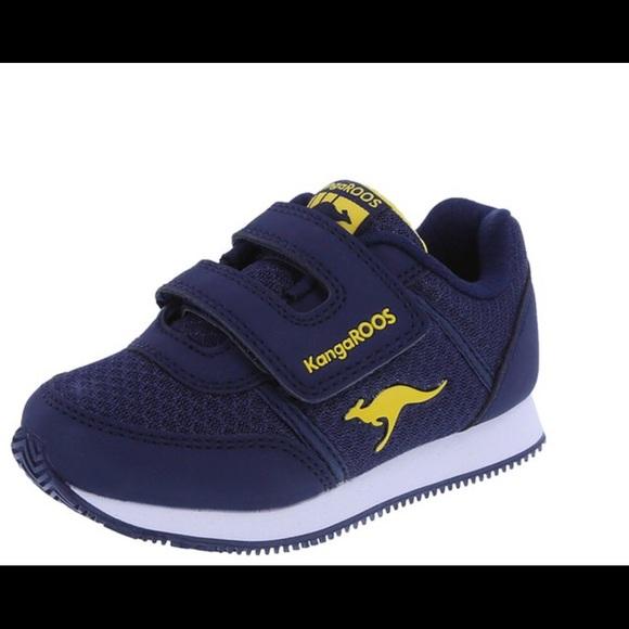 5fc92f5dea KangaROOS boy s toddler pocket pass jogger navy 9