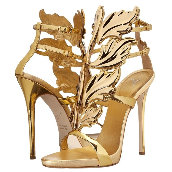 542a3b16ca94e Giuseppe Zanotti Shoes | Cruel Summer Heeled Sandal 36 | Poshmark