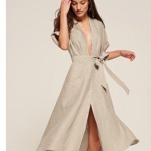Reformation Geneva dress