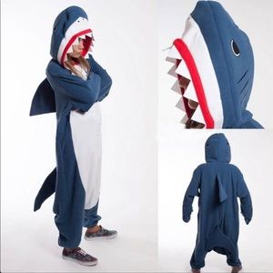 Other - Adult shark onesie