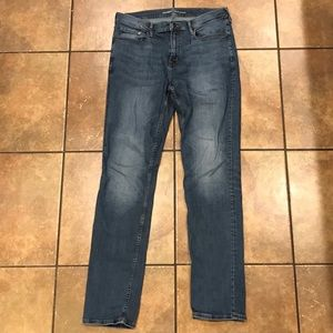 Old Navy Slim Etroit Jeans 36x36