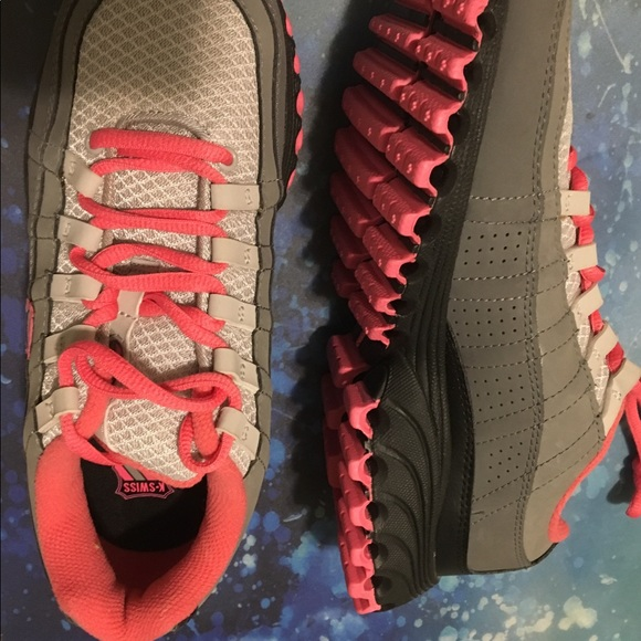 K Swiss Shoes | Tennis For Work And
