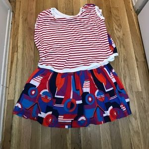 Adorable funky Gaultier girls dress