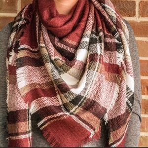 Kyoot Klothing Blanket Scarf