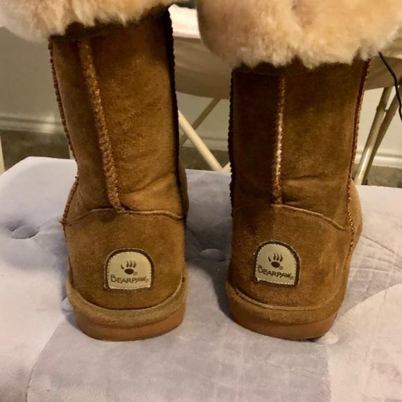 Bear Paw Sheepskin Boots   Poshmark