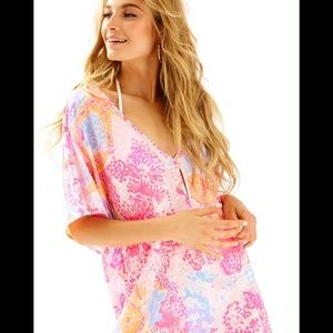 Lilly Pultizer Beach Balleta Coverup