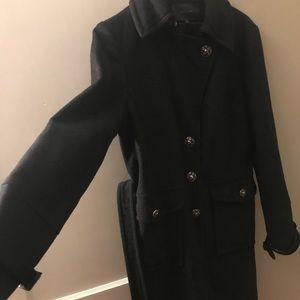 💢SOLD💢Grey Pea coat