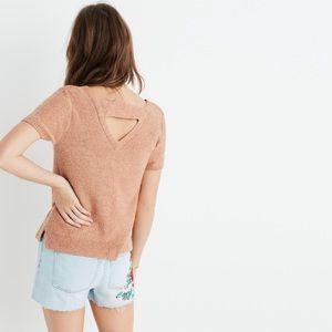 Madewell Double-V Sweater Tee