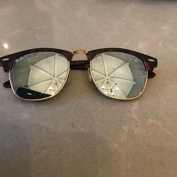 3499366dfd Ray-Ban Custom Clubmaster Remix Sunglasses. M 59f93358f0137d7d0e0384b7