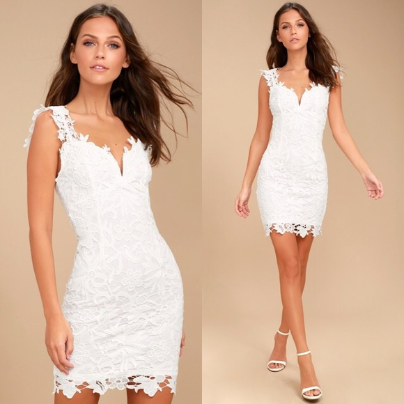 d93e14f0b4a ... Dos Lace Dress. Lulu s Dresses   Skirts - Lulu s Uno ...