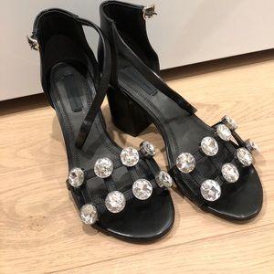 Alexander Wang limited edition heels wedge