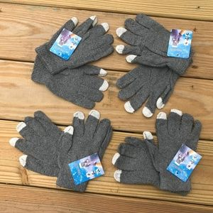 Accessories - Wholesale Lot of 4 Gloves Touchscreen Winter
