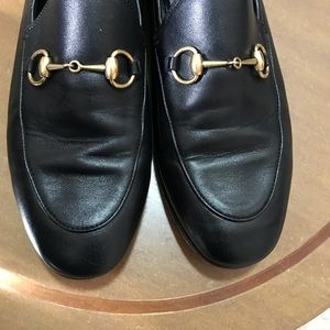 732feacc809 Gucci Shoes - Gucci women s Brixton foldable Leather loafers 💖