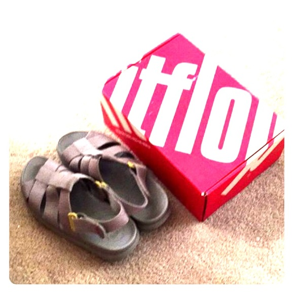 ab0369908984e Fitflop Shoes - Fisherman-Style (Sling-Comber) Sandals (🆕 List)