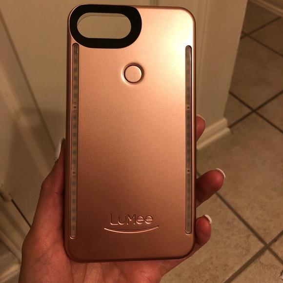 timeless design 4a785 d240d Lumee Duo iphone 8 Plus case