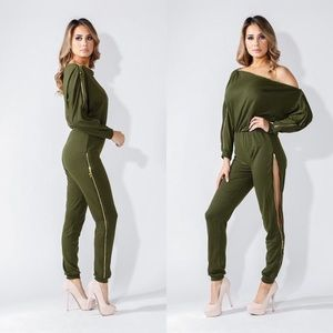 Pants - Zippy Jumpsuit