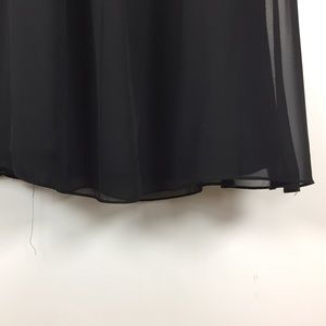 Alfred Angelo Dresses - NEEDS REPAIRS - Alfred Angelo Black Evening Gown