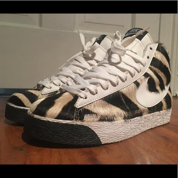 970b8d0dd361 ... nike blazer zebra Nike Shoes   Blazer Zebra ...