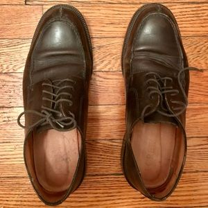 J.Crew leather shoes
