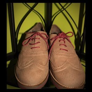 Casual Oxford Shoe