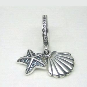 Jewelry - Pandora Tropical Starfish Dangle Charm