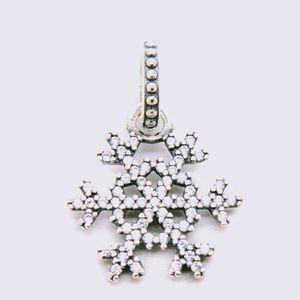 Jewelry - Pandora Winter Kiss Snowflake Charm