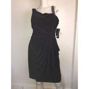 Dresses & Skirts - GRAY Grey Cocktail Party Dress Sz 14