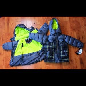 Jackets & Coats - HUGE $ ⬇️  NWT TODDLER TWIN JACKETS SOLD SEPARATE