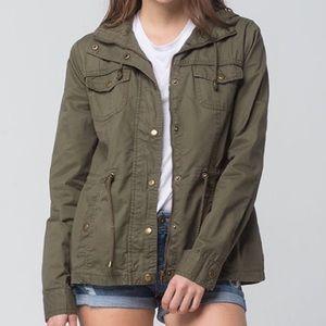 0d2acf8653ed02 Ashley By 26 International Jackets   Coats - Ashley outerwear jacket army  green