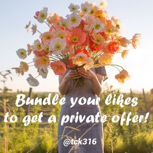 Bundle to save! I will give you a private offer!