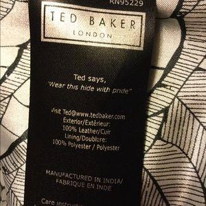 5237ef62ae346 Ted Baker Jackets   Coats - BLACK FRIDAY SALE! Ted Baker Leather Jacket