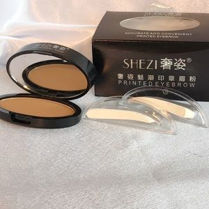 🆕Shezi Printed Eyebrow Kit🆕