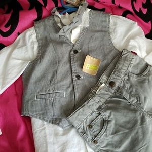 Never worn kids dress outfit