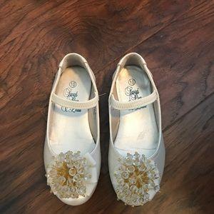 Girls Fancy Dress Shoes