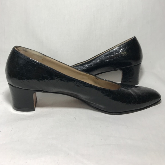 7529b7379820 Vintage Salvatore Ferragamo Heels. M 59f9e518bf6df5b2d20516c2