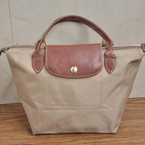 fdd1b63b8fd Longchamp Bags   Le Pliage Small Nylon Tote Bag   Poshmark