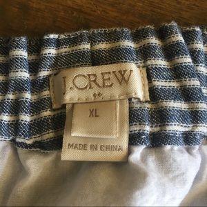 J. Crew Skirts - J. Crew Chambray Skirt