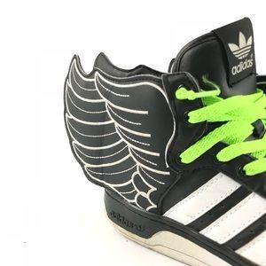 Jeremy Scott x adidas zapatos Adidas Jeremy Scott Wings High Top